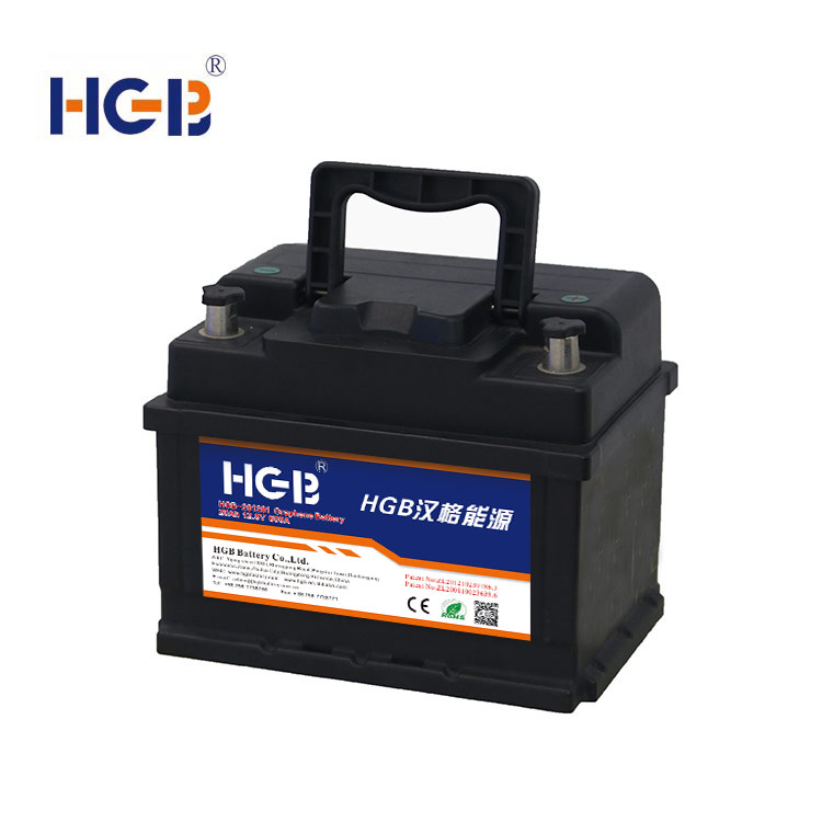 HGB Top graphene rc battery manufacturer for tractors-1