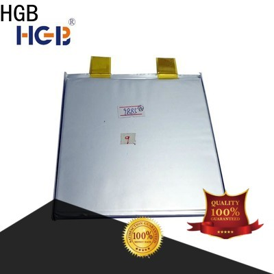HGB light weight wholesale lifepo4 battery series for digital products