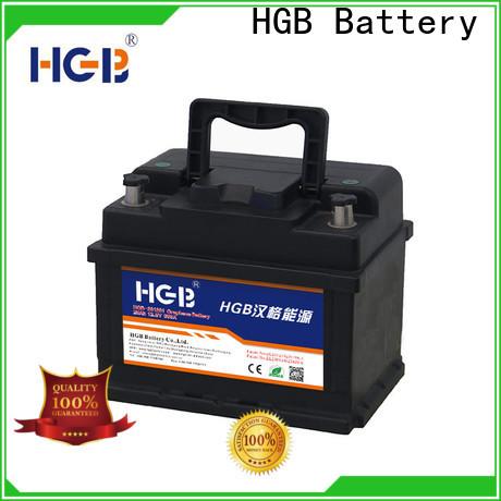 HGB graphene rc battery manufacturer for vehicle starter
