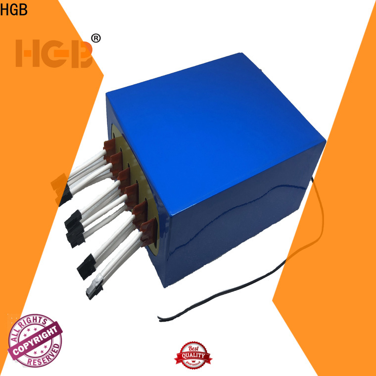 HGB professional military radio battery wholesale for military applications