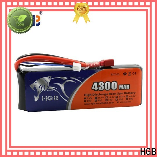 reliable lithium polymer battery rc manufacturer for RC car