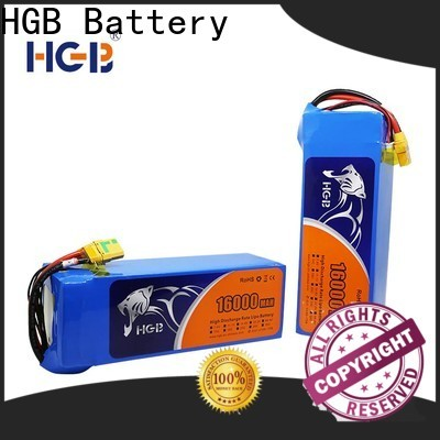 HGB racing drone battery customized for UAV