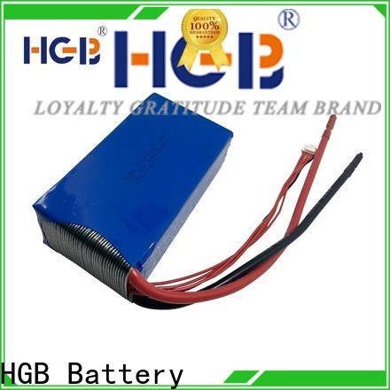 HGB 3.2 rechargeable lithium battery series for power tool