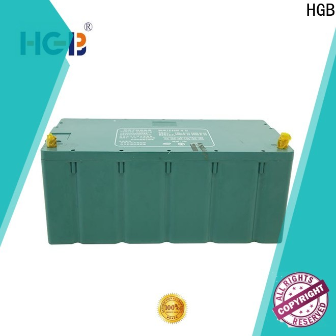 HGB rechargeable ev battery factory price for bus