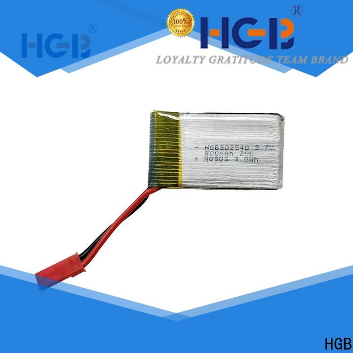popular custom rc battery packs factory price for RC planes