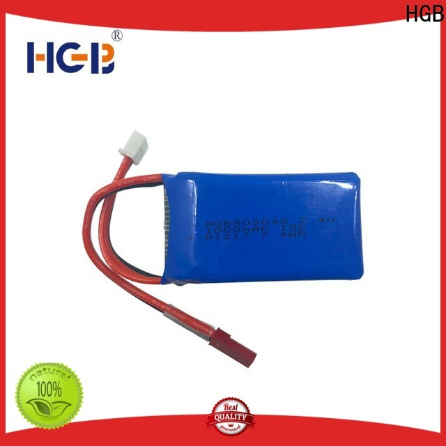 popular rc lithium ion battery wholesale for RC helicopter