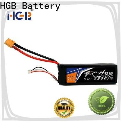 HGB lithium rc battery directly sale for RC car