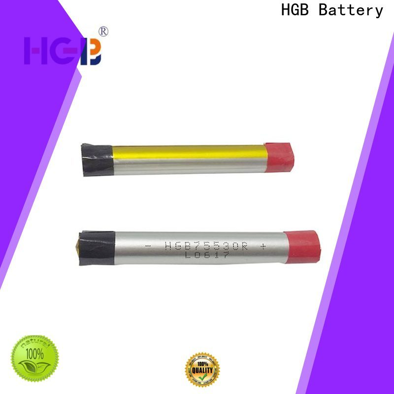 HGB e cig battery custom design for electronic cigarette