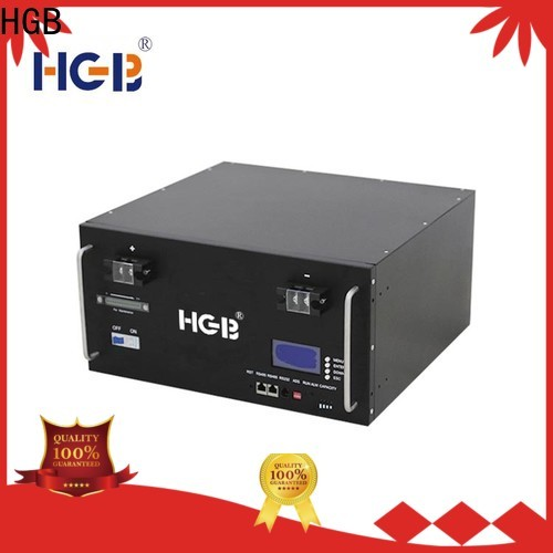 HGB durable station battery manufacturer for Cloud/Solar Power Storage System