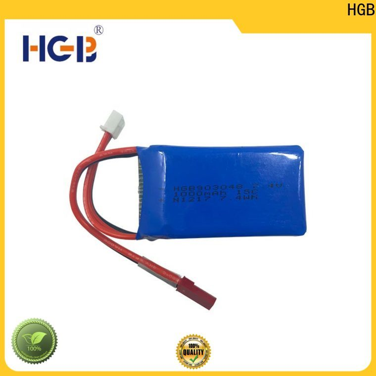 professional best rc battery manufacturer for RC helicopter