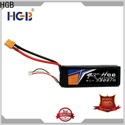advanced custom rc battery packs factory price for RC helicopter