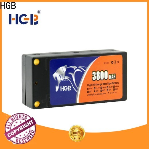 rechargeable rc car battery pack manufacturer for RC car