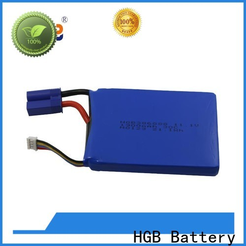 HGB portable battery jumper directly sale for powersports