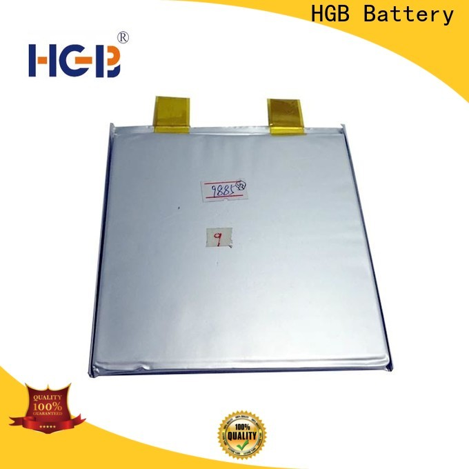 HGB light weight lifepo4 life directly sale for RC hobby
