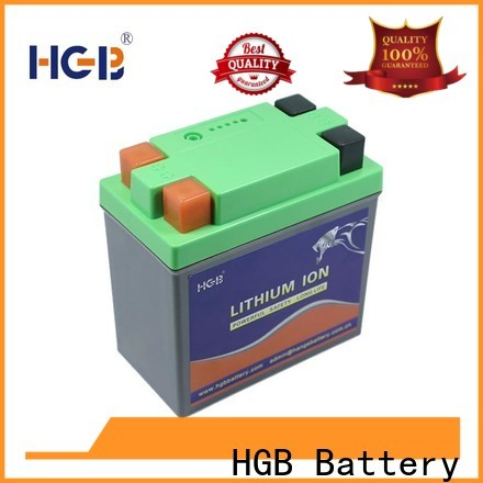 HGB long cycle life power lithium battery manufacturer for power tool