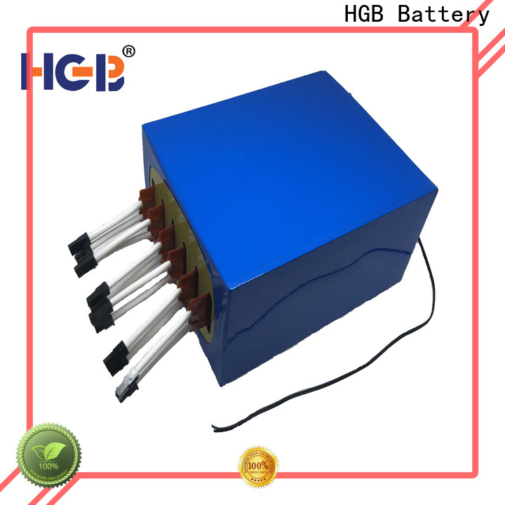HGB military radio battery supplier for military applications
