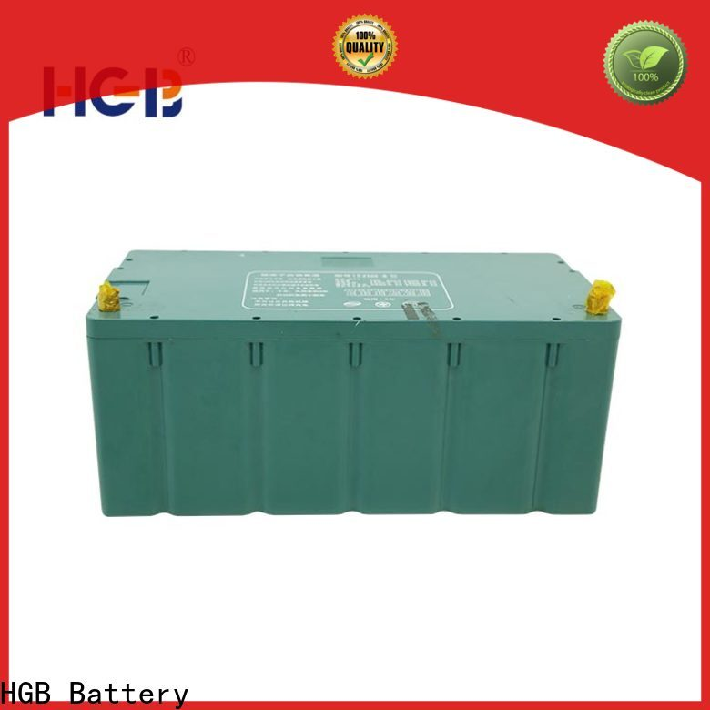 HGB high quality lithium ion batteries for electric cars manufacturer for bus