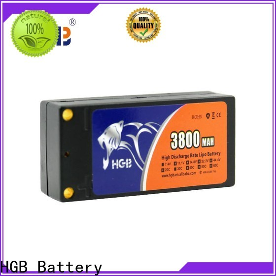 HGB rc car batterys factory for RC quadcopters