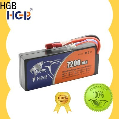 popular rc batterier supplier for RC planes