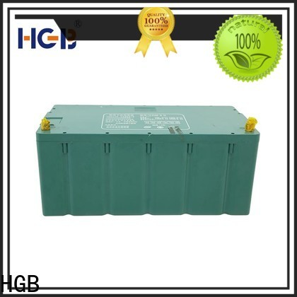 HGB lithium ion battery for electric vehicles manufacturer for heavy duty transportation