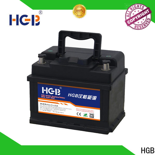 HGB lasting graphene lithium ion battery supplier for tractors
