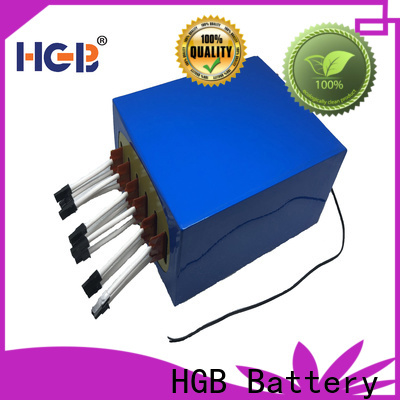 HGB professional military rechargeable batteries manufacturer for encryption sets