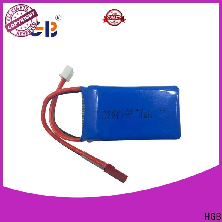 HGB high quality rc car batterys wholesale for RC car