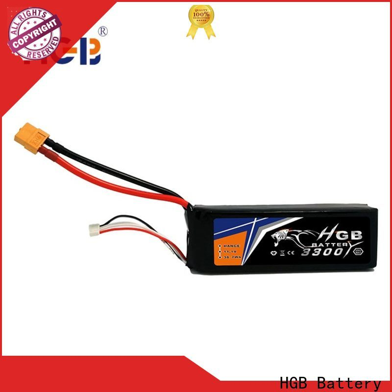 HGB rc helicopter rechargeable batteries wholesale for RC quadcopters