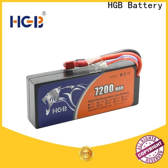 HGB rc battery directly sale for RC quadcopters