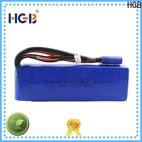 HGB advanced car battery jump starter factory price for powersports