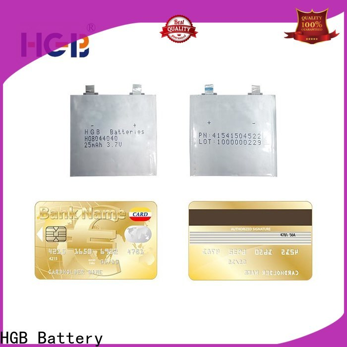 professional thin rechargeable battery wholesale for micro speakers