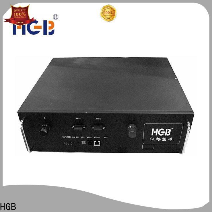 HGB lithium iron phosphate battery wholesale for communication base stations