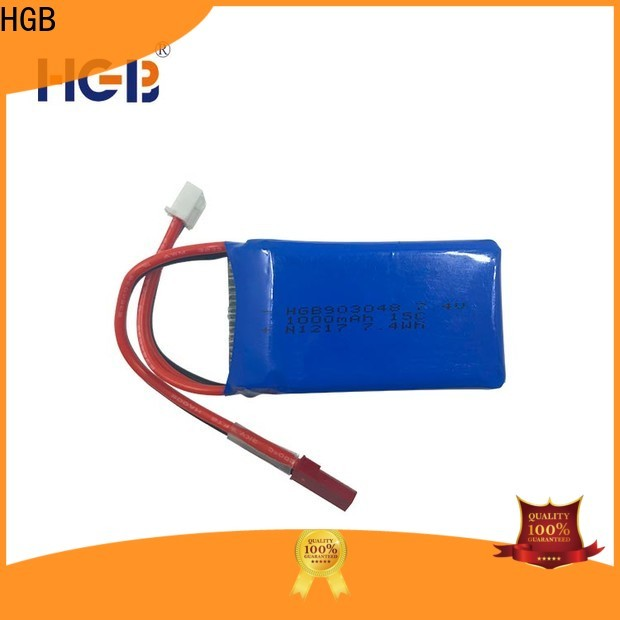high quality rc battery pack manufacturer for RC helicopter