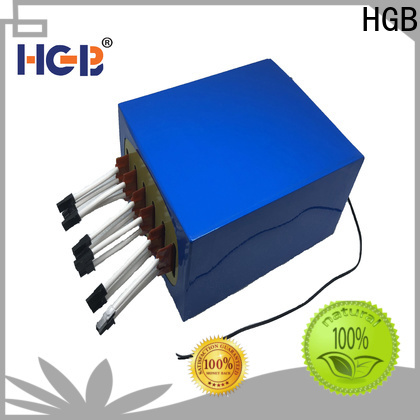 HGB high quality military vehicle battery wholesale for military applications