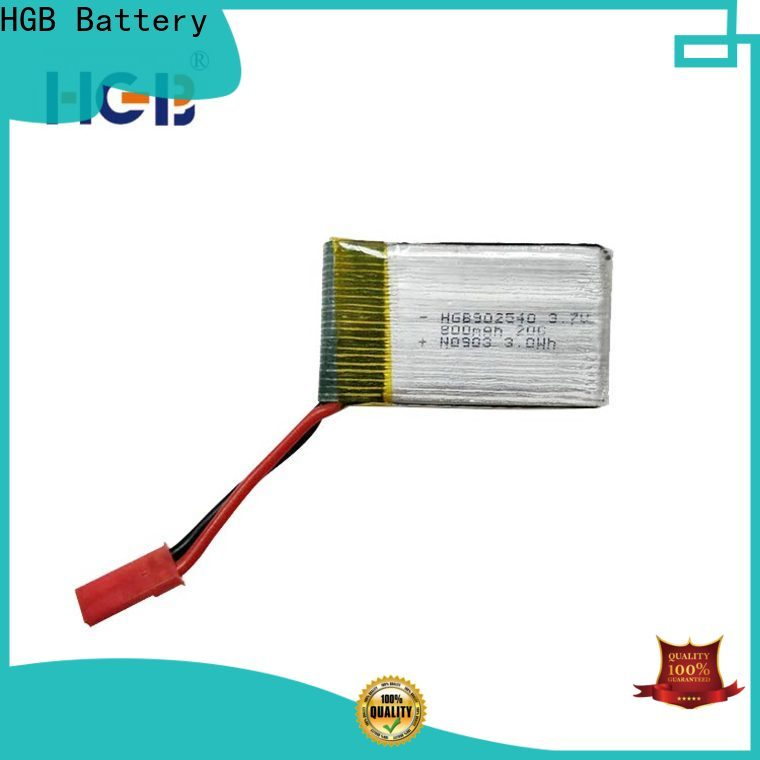 HGB car battery rc supplier for RC planes