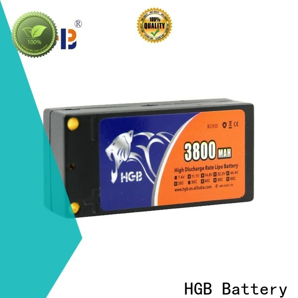 HGB rc car battery directly sale for RC helicopter
