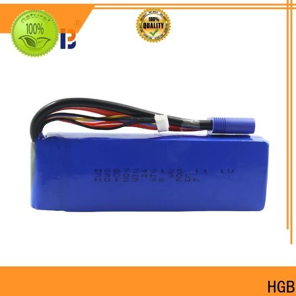 HGB light weight car battery jump starter factory price for jump starter