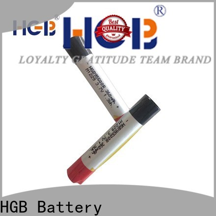 HGB electronic cigarette battery factory for electronic cigarette