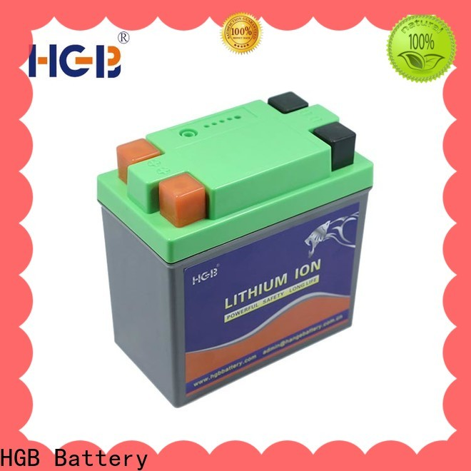 light weight 12.8 volt lithium ion battery series for power tool