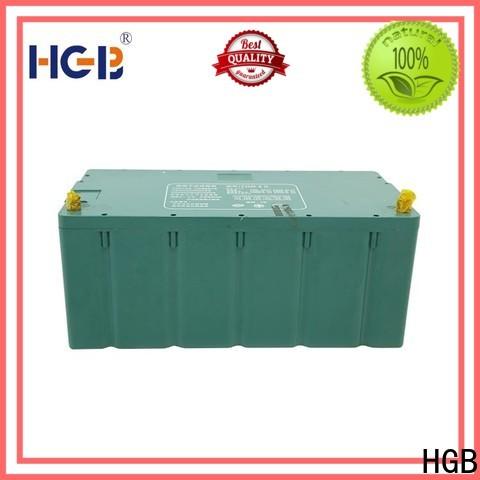 HGB high quality ev battery design for tram