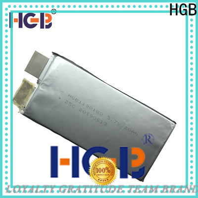HGB -40℃ low temperature battery customized for public security