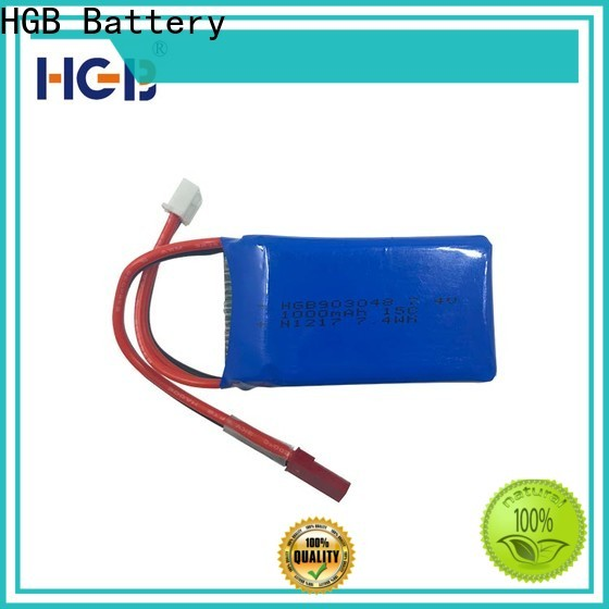 HGB helicopter rc battery wholesale for RC quadcopters