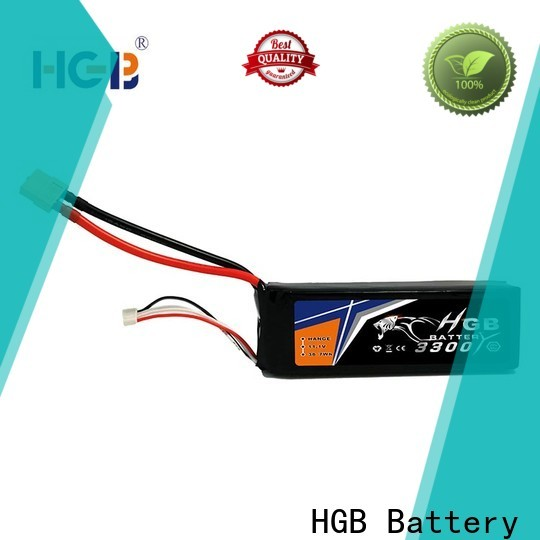HGB custom rc battery packs supplier for RC quadcopters