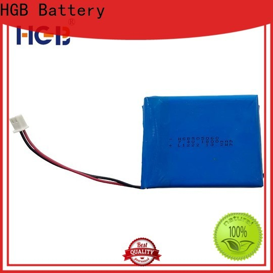 good quality flat lithium battery customized for digital products