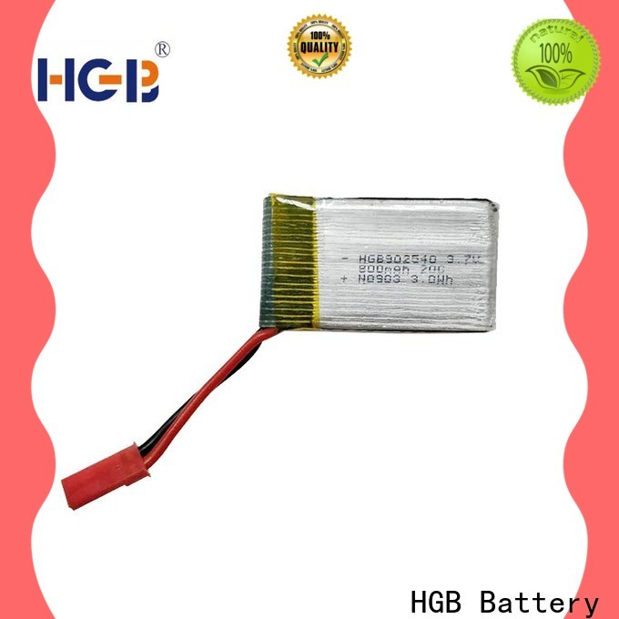 HGB lithium battery rc car factory for RC planes