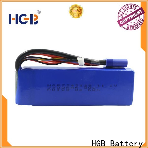 HGB practical car jump start battery pack directly sale for race use