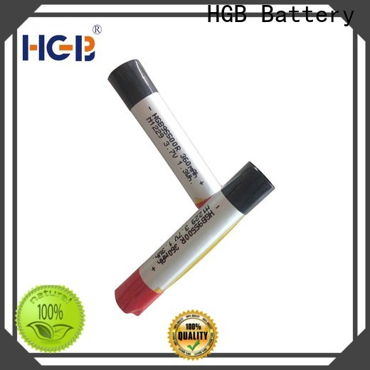 HGB electronic cigarette battery manufacturers for rechargeable devices