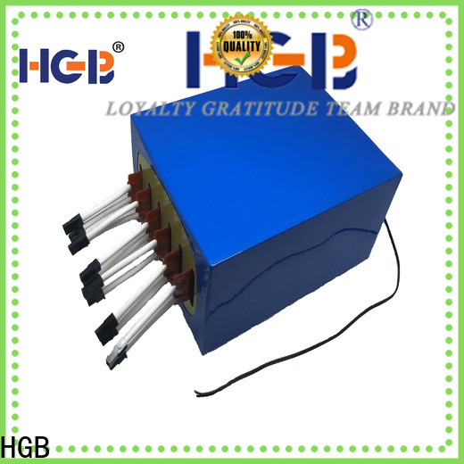 HGB Best military grade battery series for encryption sets