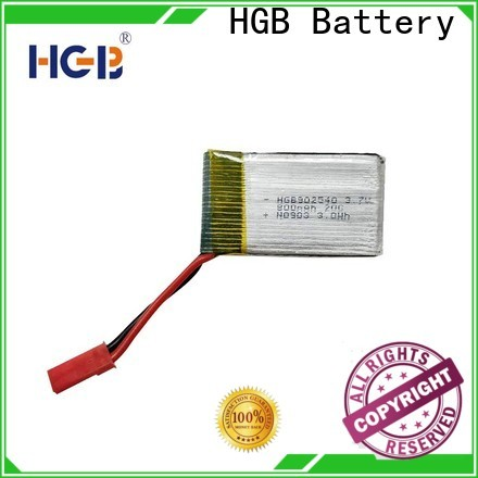 HGB rc model batteries company for RC quadcopters