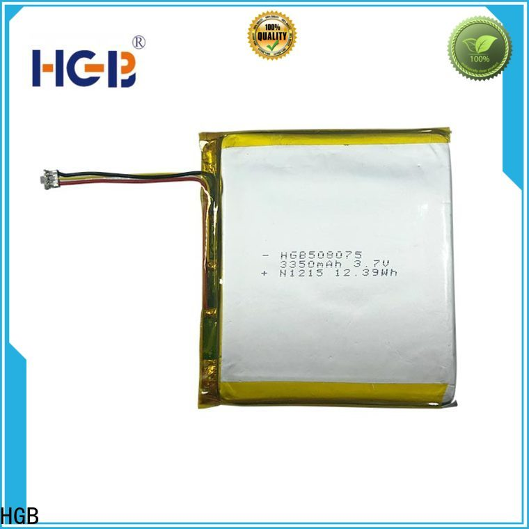 light weight flat lithium battery company for notebook